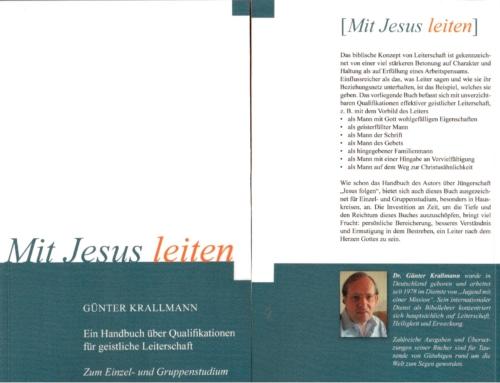 Mit Jesus leiten